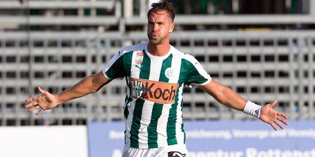 Stefan Maierhofer hat einen neuen Verein