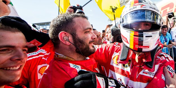 Brisant: Zögert Vettel wegen Mercedes?