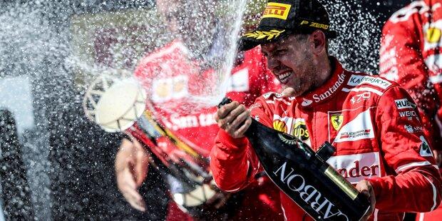 Mega-Vertrag: Vettel hat sich entschieden