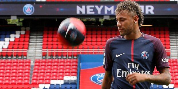 Unglaublich: FC Bayern sagte Neymar ab