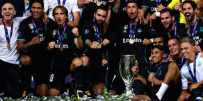 2:1 - Real Madrid gewinnt den Supercup