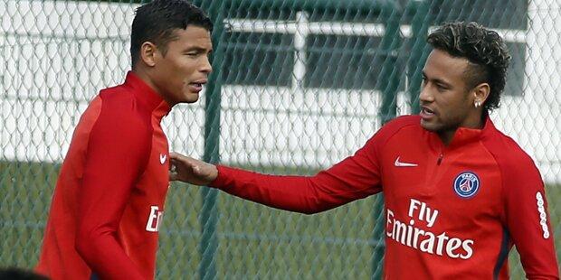 PSG-Star Neymar bietet Strafzahlung an