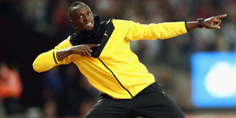 Sprinter im Baby-Glück: Usain Bolt wird Papa