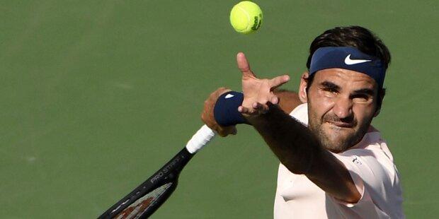 Federer-Absage: Nadal neue Nummer eins