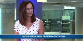 Sophie Karmasin im großen oe24.TV-Talk