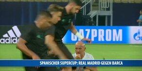 Spanischer Supercup: Real Madrid gegen Barca