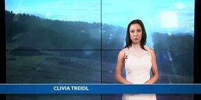Aktuelle Wetterprognose für Montag (14.8.)