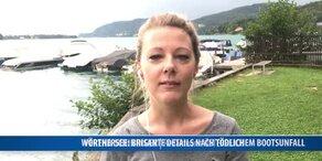 Wörthersee: Brisante Details nach tödlichem Bootsunfall