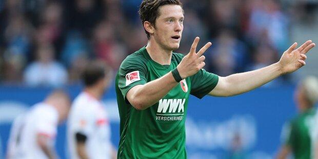 Harte Kritik an ÖFB-Stürmer Gregoritsch