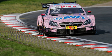 Auer triumphiert auf dem Nürburgring