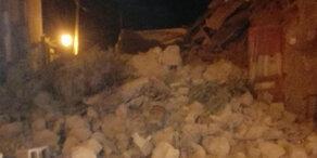 Italien: Erdbeben-Panik auf Urlaubs-Insel