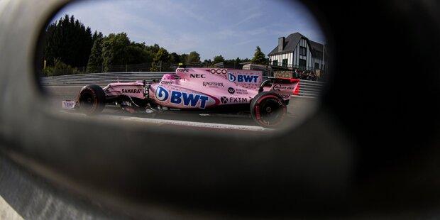 Force India trauert um Österreicher