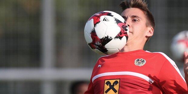 Saison-Aus für ÖFB-Star Maxi Wöber