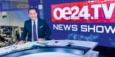 Strache: TV-Attacke auf Kern