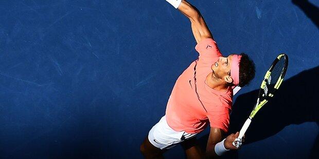 Tennis-Paukenschlag: Shot Clock kommt