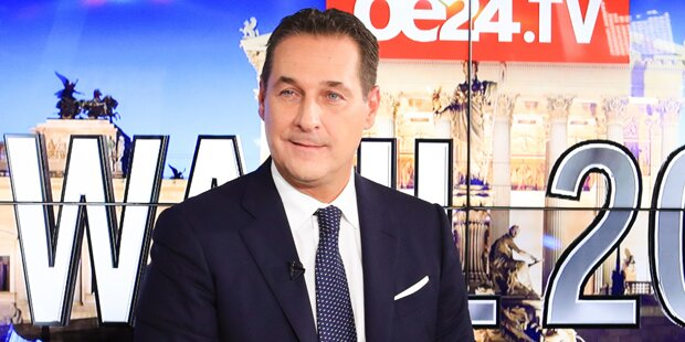 Strache gewinnt oe24.TV-Duell gegen Kern