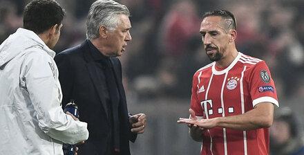 Wutanfall: Jetzt schlägt Ribery zurück