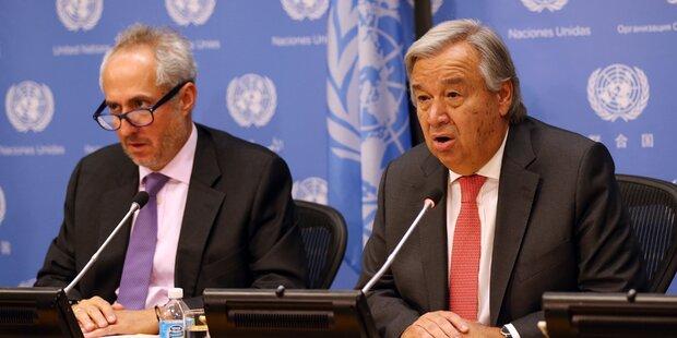 UN-Sicherheitsrat fordert rasches Ende der Gewalt in Myanmar