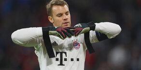 Drama: Manuel Neuer fällt für Rest des Jahres aus