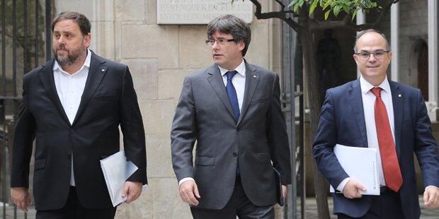 Mitarbeiter von Kataloniens Vize-Regierungschef festgenommen