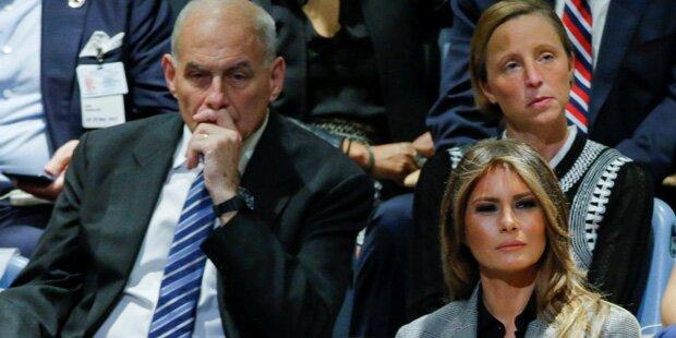 Verzweifelter Trump-Berater wird zum Netz-Hit