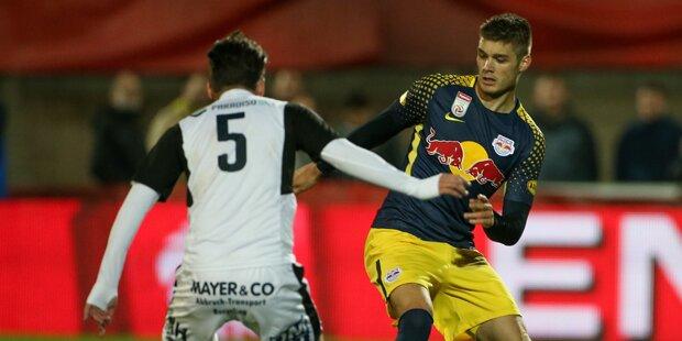 Red Bull Salzburg ist weiter