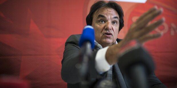 Hammer-Strafe für Sions Prügel-Präsidenten
