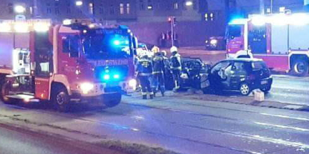 Unfall Donaustadt