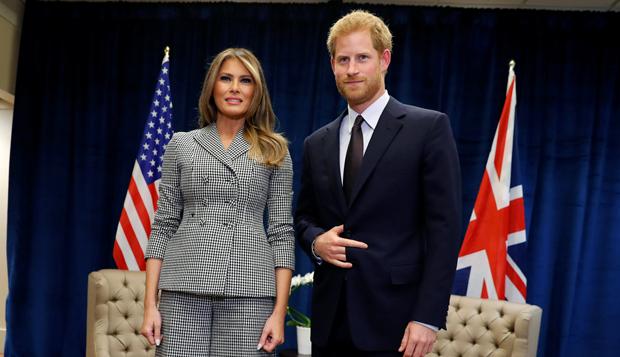 Prinz Harry und Meghan Markle treten erstmals formell als Paar auf