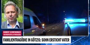 Familientragödie in Götzis: Sohn ersticht Vater