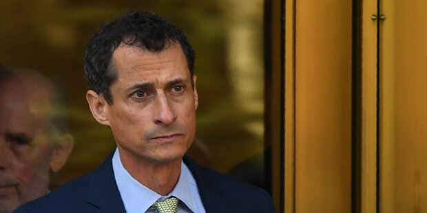 Sexting-Skandal: US-Politiker muss in Haft