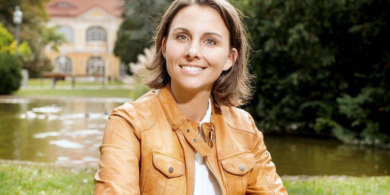 Irene Strolz im MADONNA-Talk