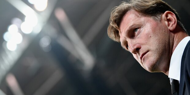 Hasenhüttl erhöht Druck auf RB Leipzig