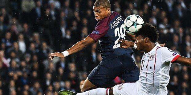 3:0-Triumph: Paris demütigt die Bayern