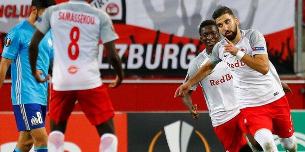1:0 gegen Marseille: Dabbur erlöst Bullen