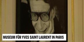 Yves Saint Laurent eröffnet Museum