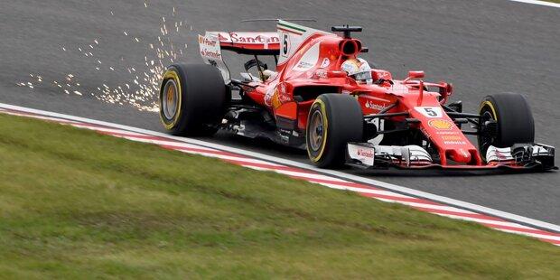 Pannen-Serie: Harte Sanktion bei Ferrari?