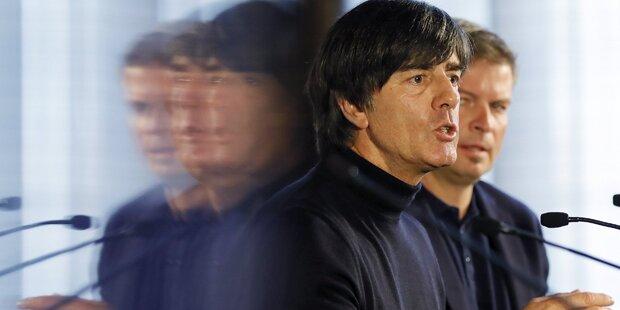 Löw-Hammer: Nach der WM zu Bayern?