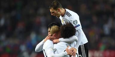 Deutschland WM-Quali