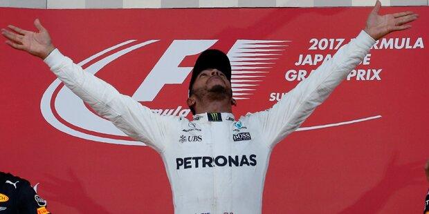 Niki Lauda: Klartext zu Lewis Hamilton