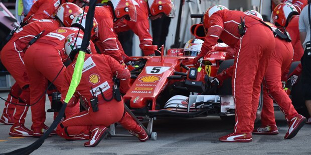 Verrückt: 59 Euro kosteten Vettel die WM