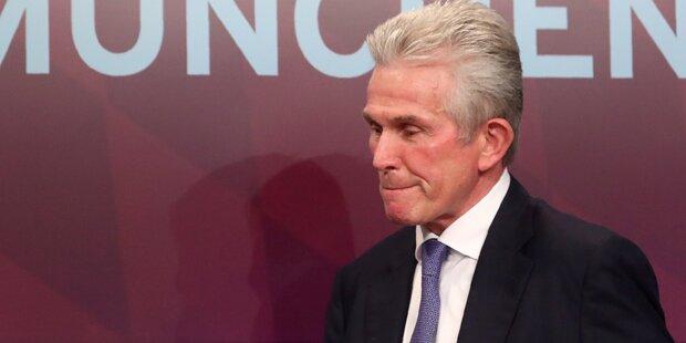 Heynckes: Das sagt er zum Bayern-Chaos