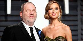 Missbrauchs-Skandal: Ehefrau trennt sich von Weinstein