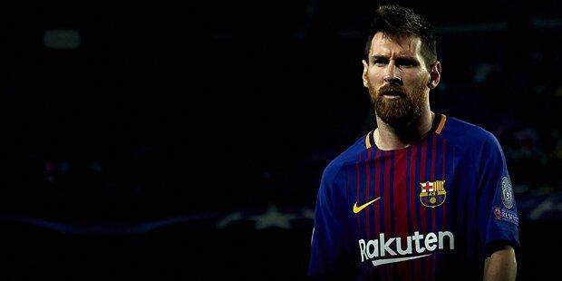 Verrückter Messi-Plan des FC Barcelona