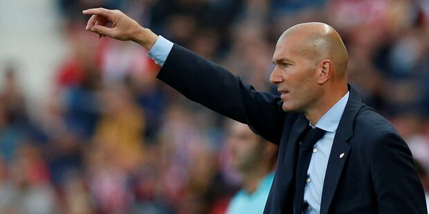 Real-Wahnsinn: Steht Zidane vor dem Aus?