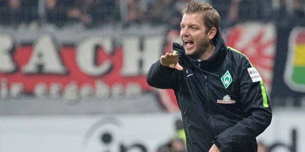 Werder-Suche abgebrochen - Kohfeldt bleibt