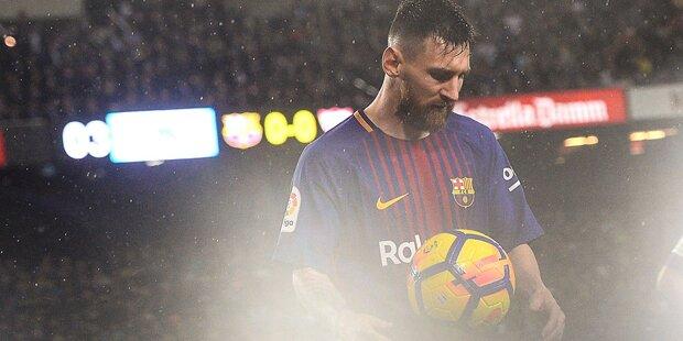 Messi: Neue Unruhe im Vertragspoker