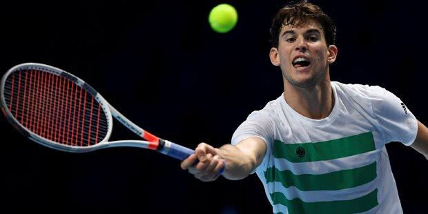 Vor ATP-Finals: Thiem lüftet Geheimnis