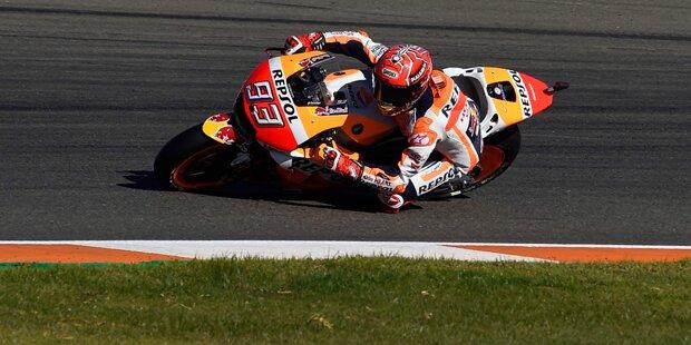 MotoGP: Marquez ist erneut Weltmeister
