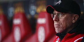 Druck auf FC Köln-Coach Peter Stöger steigt